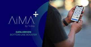 AiMA+ landing page