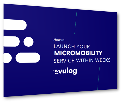 How to Launch Your Micromobility Service Within Weeks